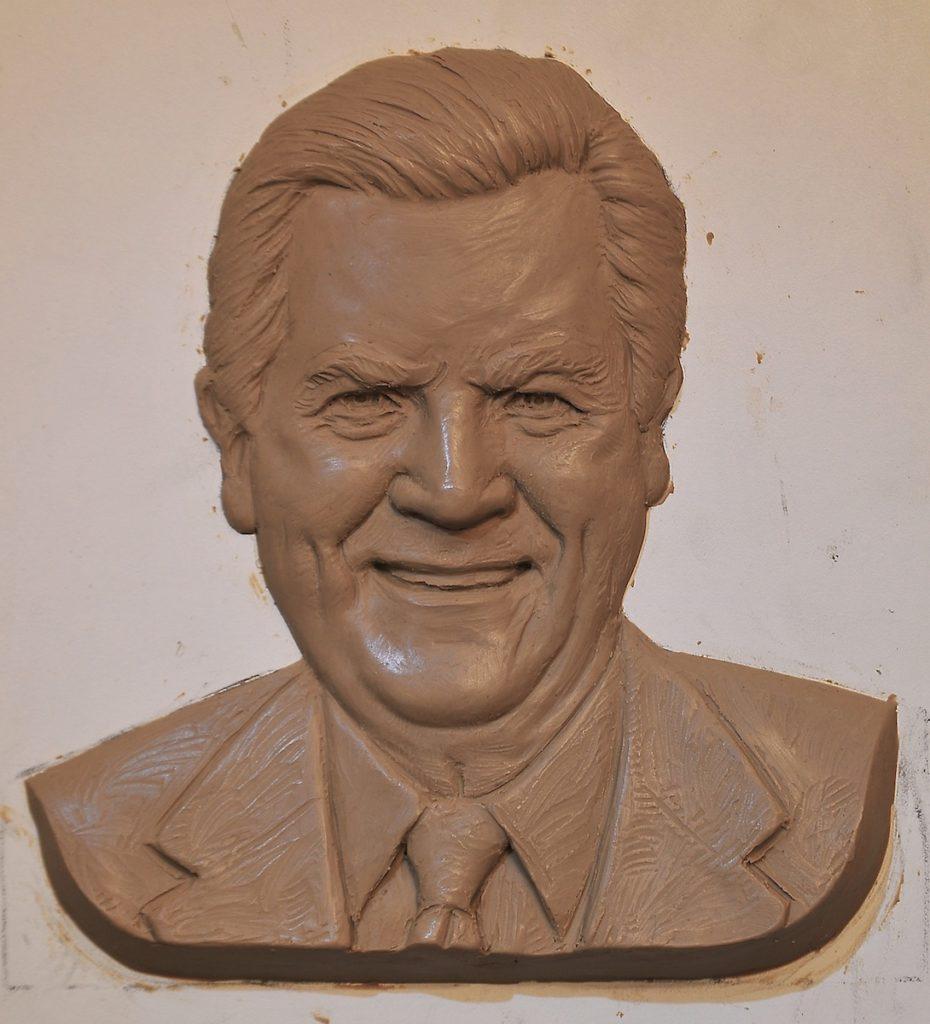Sculptor Sutton Betti
