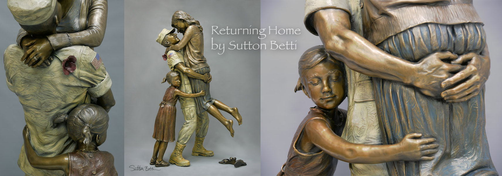 Sutton Betti, Returning Home, American Veterans Park, West Point, Nebraska, Veterans Park